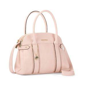 [Big Buddha] Pale Pink Satchel Purse Handbag